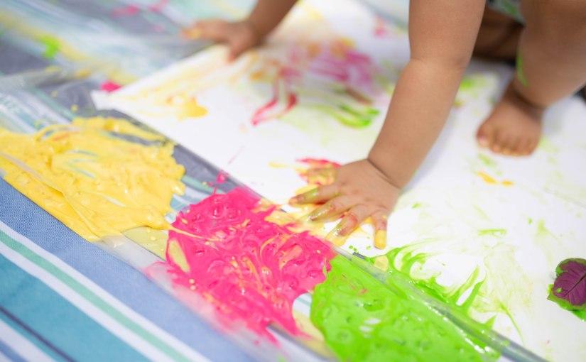 Lira paints (on NationalDay)